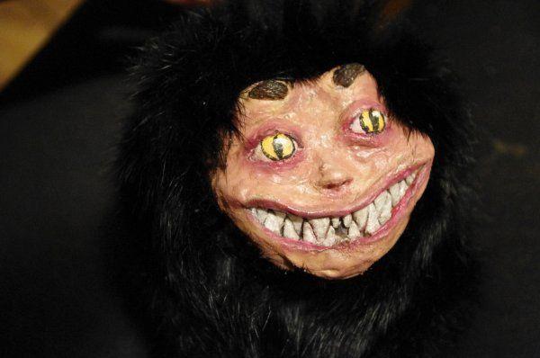 Monster Face Earmuffs