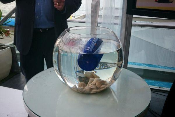 UE Megaboom is waterproof,