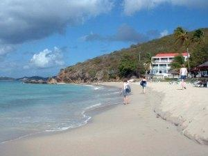 Bluebeards Beach St Thomas USVI