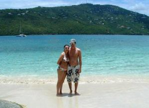 Little Magens Bay Beach - St .Thomas USVI