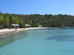 Water Island Honeymoon Beach St John