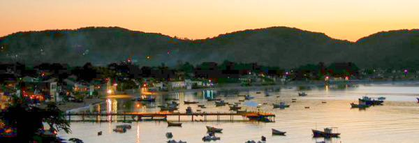 Buzios at Sunset
