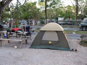 Review of key largo beach camping park world 39 s best beaches for John pennekamp state park cabins