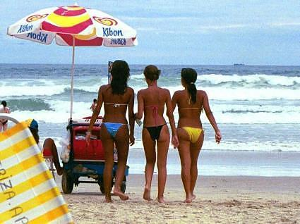 Guaruja Tombo Beach 2001
