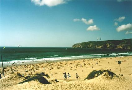 Praia do Guincho (Guincho Beach)