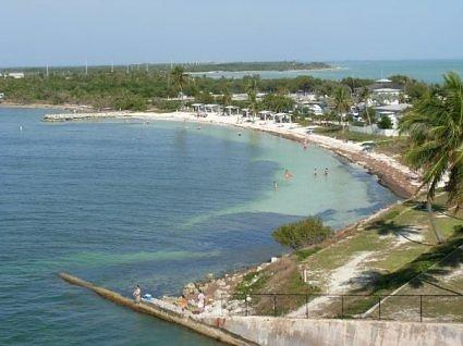 Bahia Honda in the Florida Keys