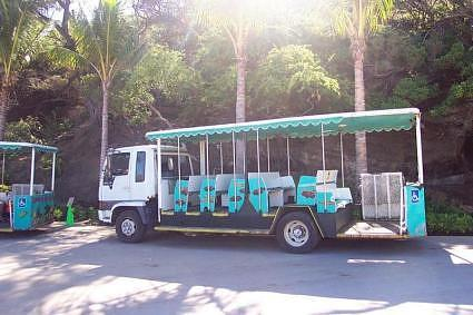 Hanauma Shuttle Bus