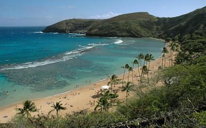 Hanauma Bay Nature Preserve