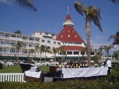 The Hotel Del Coronado... Hotel in San Diego