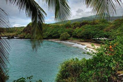 Hamoa Beach, Maui, Hawaii, USA