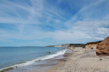 Shoreline at Martha's Vineyard