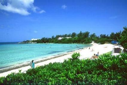Shelly Bay Beach Bermuda