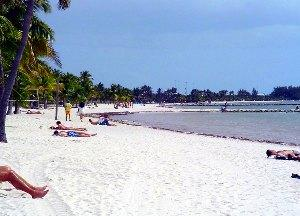 Smathers Beach Key West