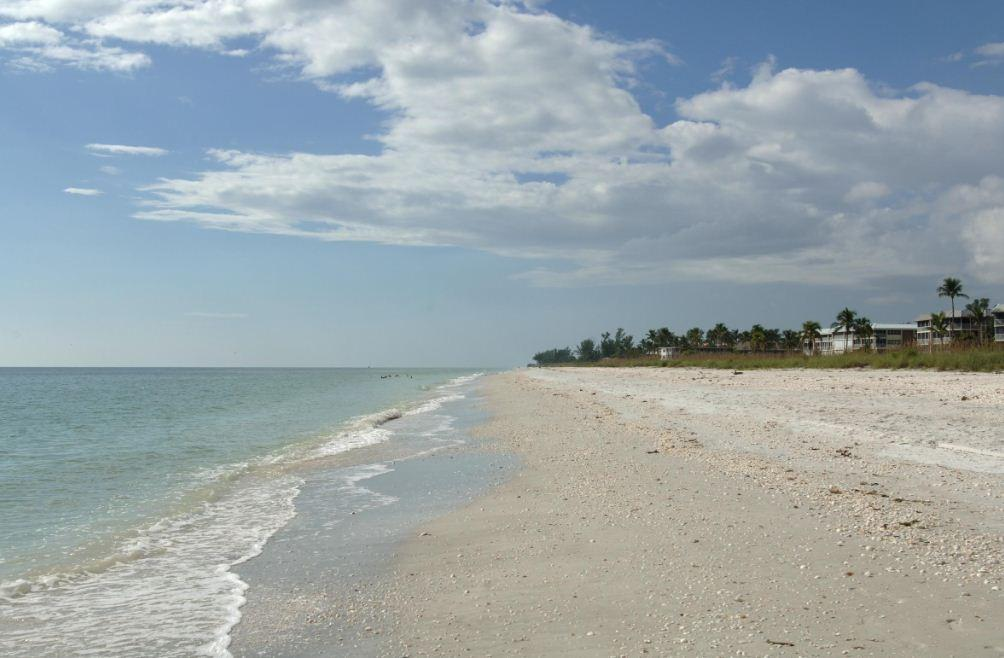 Sanibel beach, Florida