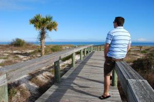The Boardwalk at Kathryn Abbey Hanna Park, Mayport, Florida