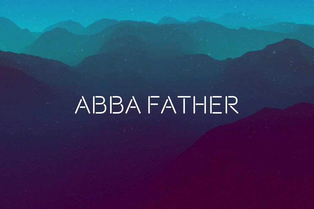 Abba Father Image