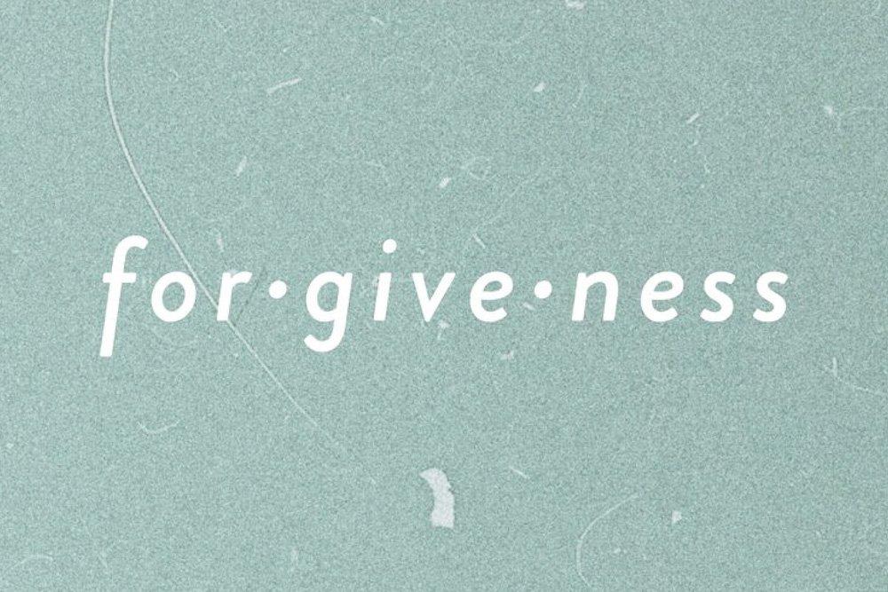 Let Forgiveness Ring Image