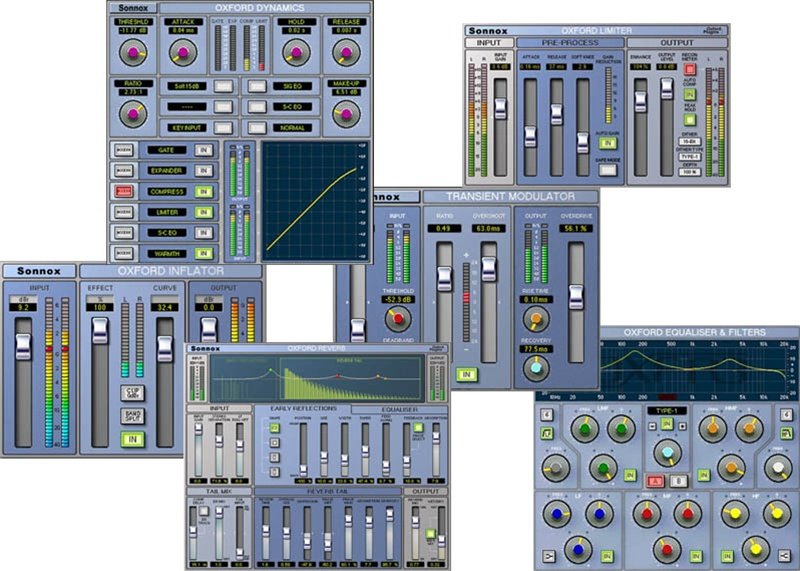 New Plugins From Sonnox