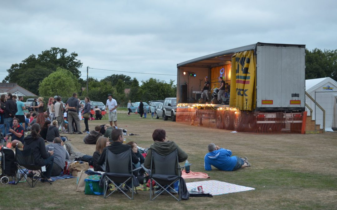 Eight Ash Green Festival 2013