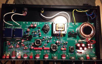 AML ez1073 Build