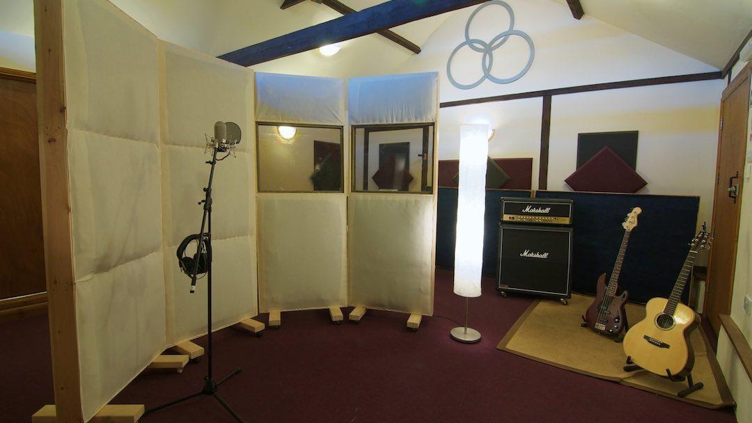 Threecircles Recording Studio - Live Room