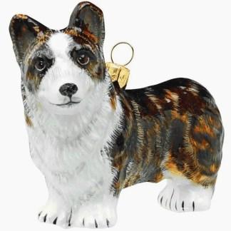 Cardigan Corgi Ornament