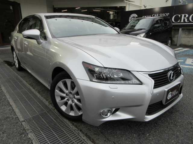GS GS450h I package・大阪府(シルバー)の中古車詳細 ...