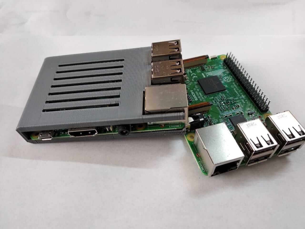 Case Raspberry Pi 3