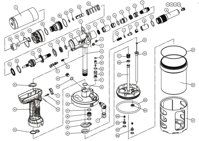 Stanley Plane Parts Diagram