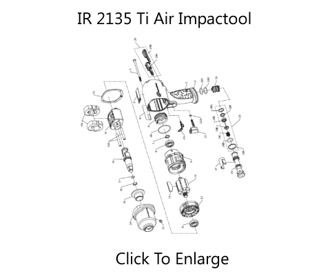 IR 2135 Ti Air Impact Schematic Three Day Tool
