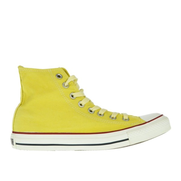 Converse Sneakers Alte Yellow Sneaker Woman - Threedifferent
