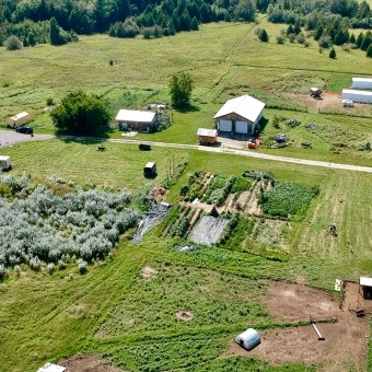 Three Forks Farm - Bobcaygeon - pasture raised - sustainable agriculture