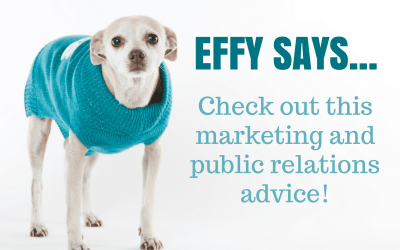 Effy Says… Take Care of Customers