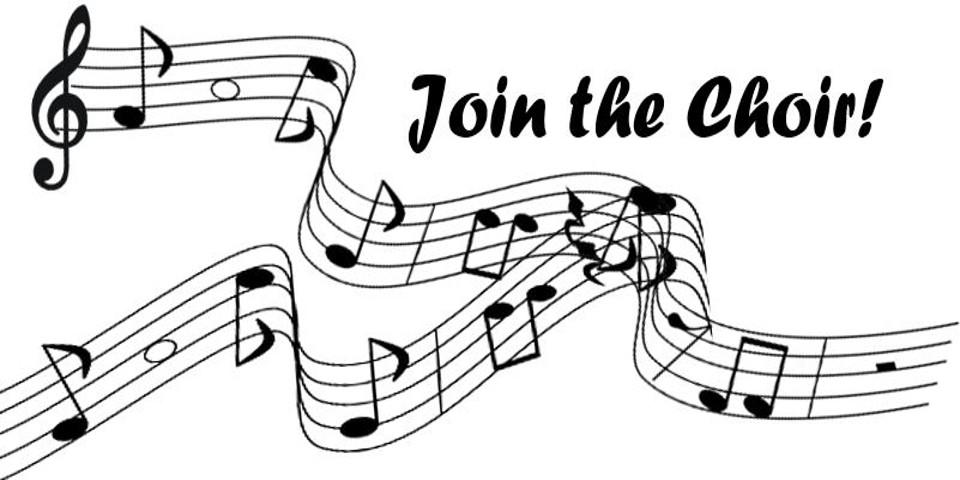 Choir Needs You