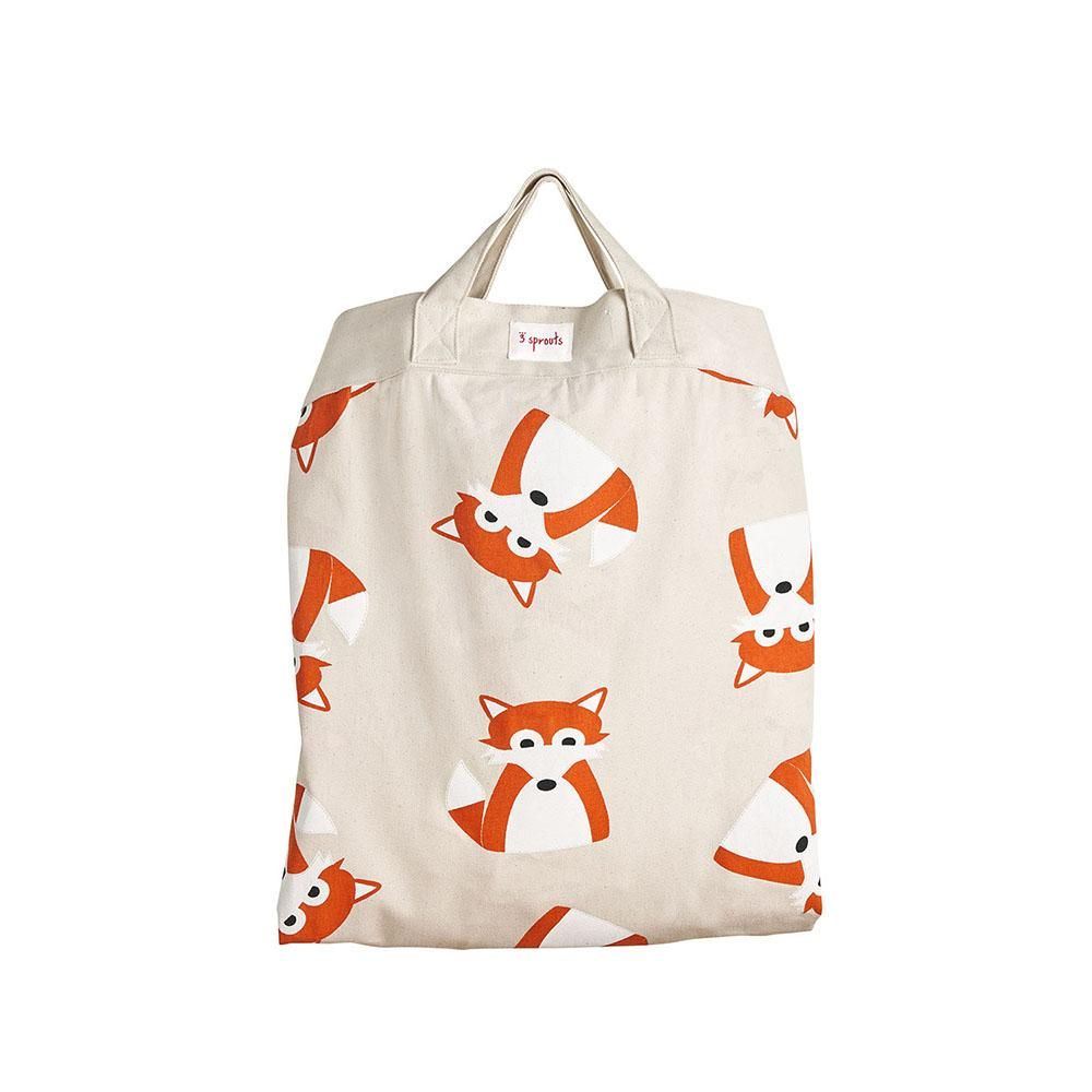 3 Sprouts Play Mat Bag Fox Your One Stop Baby Shop