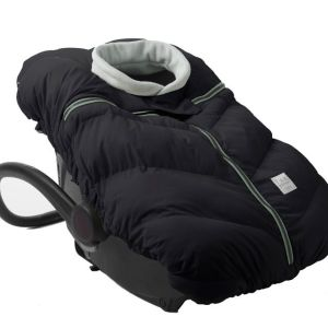 7 A.M. Enfant Car Seat Cocoon – Black