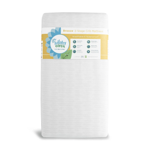 Lullaby Earth Breeze Air 2 Stage Crib Mattress