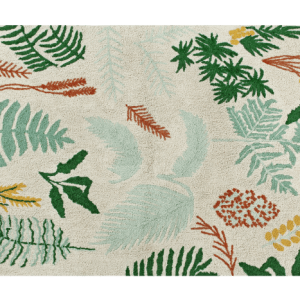 Lorena Canals Washable Rug – Botanic Plants