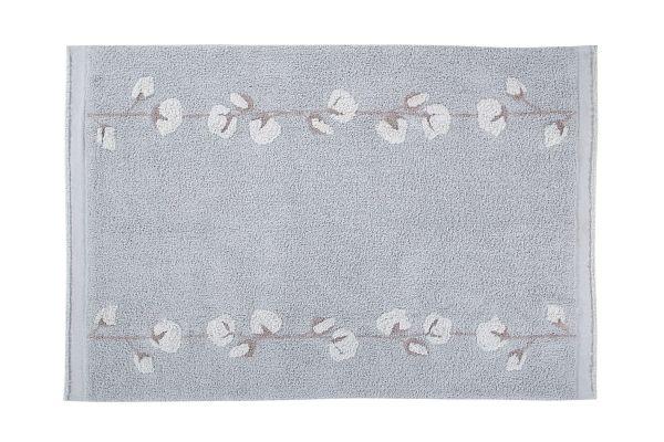 Lorena Canals Washable Rug - Cotton Bolls