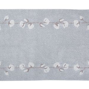 Lorena Canals Washable Rug - Cotton Bolls
