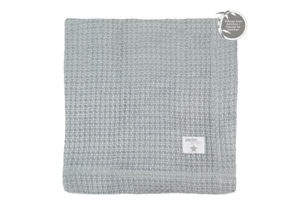Knit Bamboo Baby Blanket