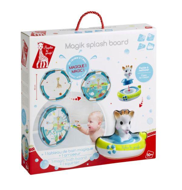 Magic Splasboard from Sophie la Girafe
