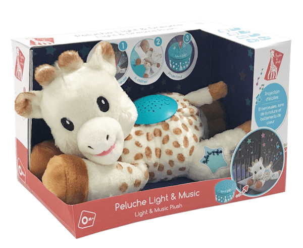 Sophie la Girafe Peluche Liight Dreams