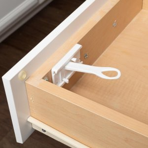 QDOS Top Drawer/Door Adhesive Latches