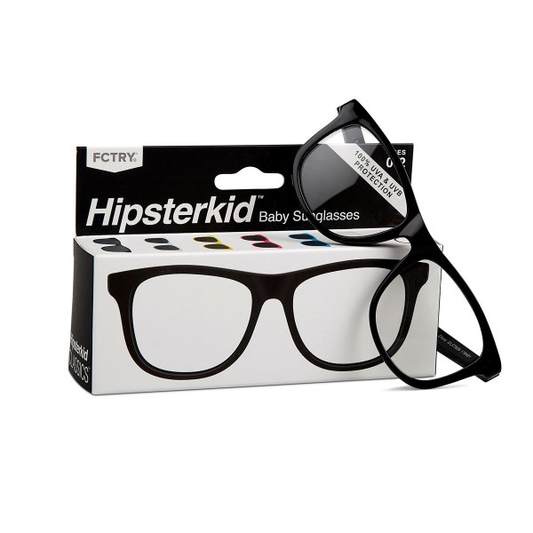 Hipsterkid Classic Baby Sunglasses Nerd