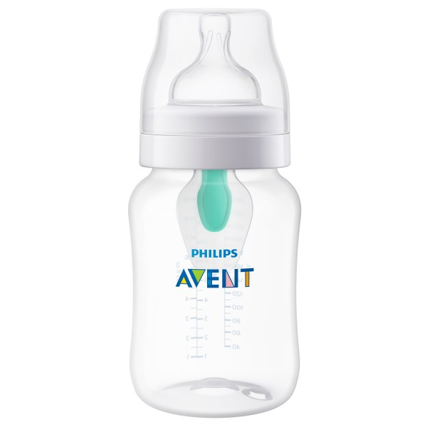Philips Avent Anti-Colic Bottle with AirFree Vent - 9oz single