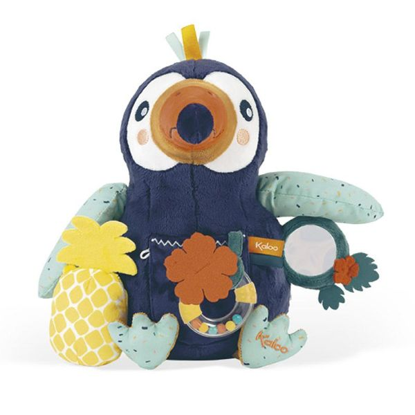 Kaloo Jungle Activity Plush Toucan