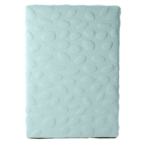 PURE Organic Mini Crib Mattress Cover