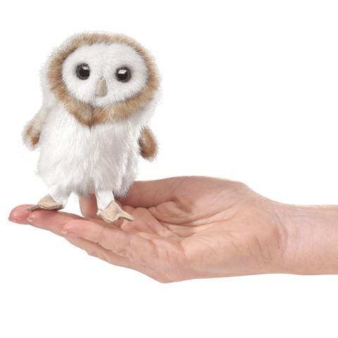 mini barn owl