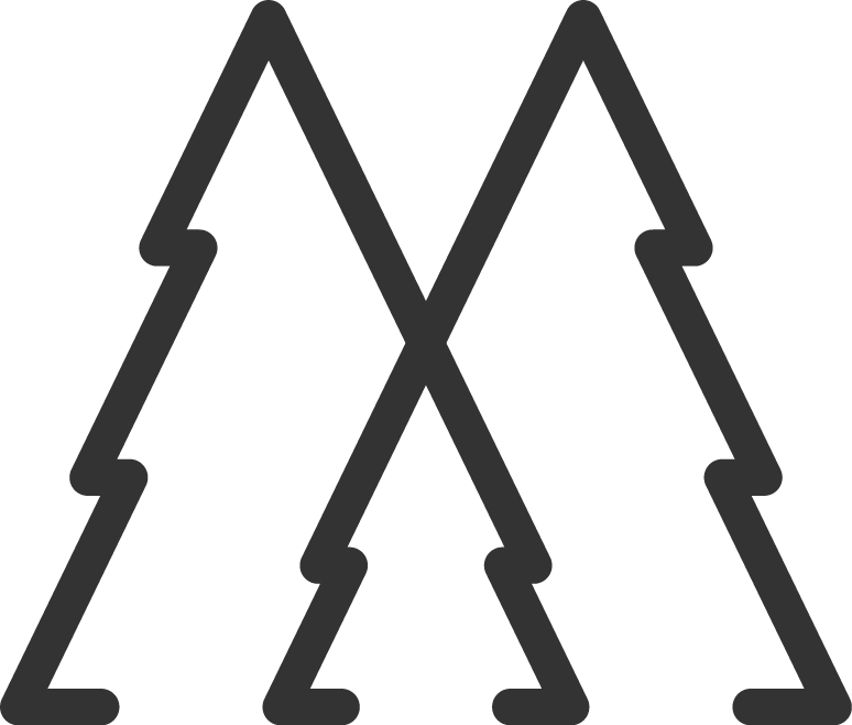 Three Lime Pines Favicon